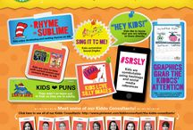 Kiddo Consultant Infograhpics / Check out these infographics with key learnings from our Kiddo Consultant events!