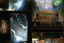 Vitória Stone Fair-Marmomacc Latin America / Maior feira de mármore e granito da América Latina, realizada no Estado do Espírito Santo, Brasil,