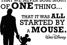 Disney / by Christy Porte