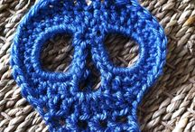 Crochet skull patterns