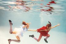 under water - Shooting photos thématique