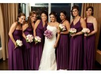 BRIDESMAID INFINITY DRESSES / Brides love using our dresses for their special day. http://infinity-dress.co.za/bridesmaid-dresses