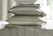 Global Luxe / Incredibly sophisticated and intriguing mix of woven patterns, textured plains, embroideries and embossed satins in cool, laid back shades of Ivory, Sand and Pebble. Inspired by ethnic designs of North Africa, The Global Luxe collection sits effortlessly in both traditional and contemporary surroundings.