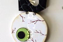 Halloween ideas / by Samandria Crowther