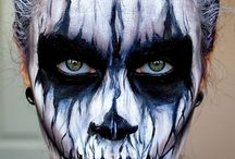 Male demon costume