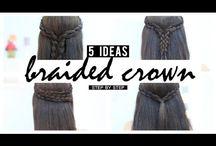 Penteados • Hairstyles