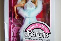 Retro Barbies