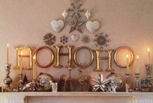 {christmas decor} / by Jana Chang