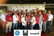 9.27.15 Angels Game Event / Play Ball! The exclusive Anaheim Stadium Kettle One Club; through shared sponsorship, DSA, GE Lighting, Graybar & special guests shared a day of excellence in Lighting & Baseball.  At this event, top personnel from both design and electrical subcontracting community had a unique opportunity to meet, network and share time together. A range of GE Lighting products were featured, showcasing the versatile & advanced lighting technology GE has to offer.