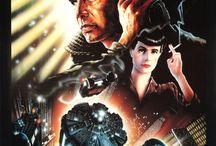 Blade Runner / Inspiration from the film Blade Runner and Blade Runner 2049