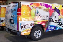 Vehicle Wraps & Large Format Printing / Anything large format printing starts with creativity in design and measurement.