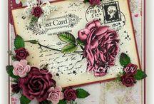 Joy stamps Floral  Flourishes