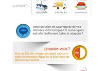 Infographies / Quelques exemples d'infographies de l'agence