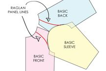 Sewing - patternmaking and modelation