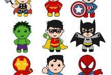 Súper heroes
