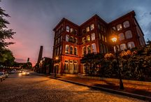1840s Plaza Baltimore