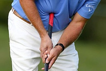 Golf - Yips and the Short History of the Long-Handled Putter / Yips in Golf