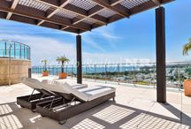 Beachside apartments / 26 km the fine golden sands and uninterrupted views across the Mediterranean Sea to the mountains of Morocco; that´s why beachfront properties in Marbella is always in great demand.