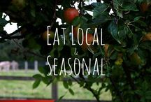 Cook Local: Recipes for Fall / Eat local and take advantage of the delicious ingredients Fall has to offer us here in the Lowcountry! Try these recipes and cook up something delicious using seasonal, fresh, local ingredients.