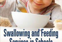 Swallowing/feeding / by Chad-Ashleigh Bowling