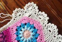 crochet border/ edging