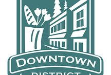 Woodinville Downtown District / Downtown District of Woodinville Wine Country Woodinville, WA