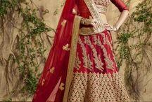 Latest Bridal Lehenga Choli Collection