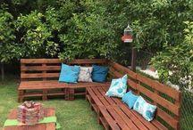 bahçe dekarasyon