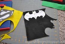 Superhero Fun / by Sarah Dunlop