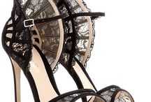 Lace! / Lace fashions & footwear