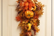 Fall decor / by Stacey Sweeney