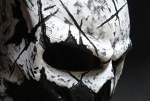 Masks, Helms, and Armor