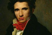 Handsome Men in Paintings