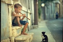 children - cocuk / by mel. akca