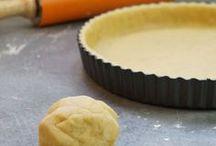 pâte  à tarte facile à faire