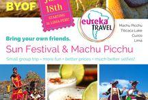 Sun Festival & Machu Picchu - Small Group Tour 2016