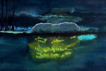 Schilderijen 2016 / schilderijen van verschillend formaat