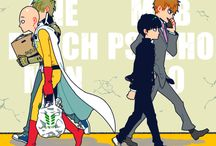 One-Punch/Mob