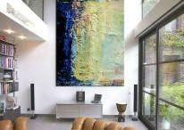 Duże obrazy do salonu lub antresoli