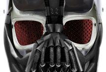 masks - helmets