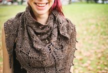 Shawl ,wrap ,scarf or cowl. / If you are as mad about wrapping your neck with something gorgeous as I am. Look no further! / by Riikka Copeland