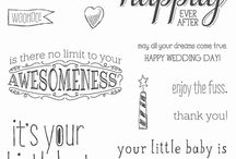 Wish List / by Sparkles & Crafts