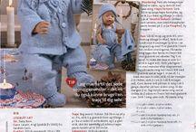 Babyborn klede