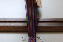 Woven threads