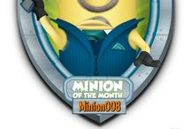 The All about Minions board