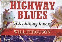 Libri sul giappone / Libri sul Giappone, libri giapponesi e in giapponese, che ho o che vorrei