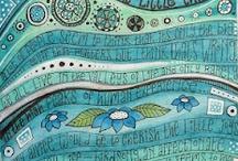 Blue Beauty / by Salud Romanos