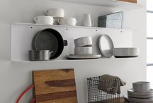 KITCHENS / Kitchen interiors, layout and decor