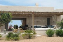 Formentera style house