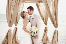 Pastel Beach Wedding Ideas  / Beautiful wedding ideas for an North African wedding, with the whole event on a private beach.